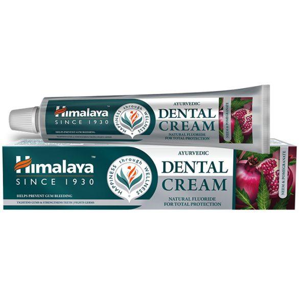 Himalaya Ajurvédikus fogkrém természetes fluoriddal 100g