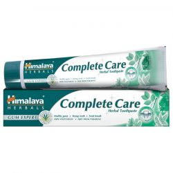 Himalaya Complete Care teljes körű védelmet biztosító gyógynövényes fogkrém 75ml (szépséghibás)