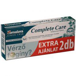Himalaya Complete Care teljes körű védelmet biztosító gyógynövényes fogkrém 2x75ml
