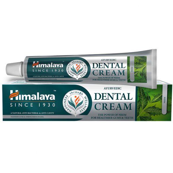 Himalaya Ajurvédikus fogkrém nim növénnyel 100g