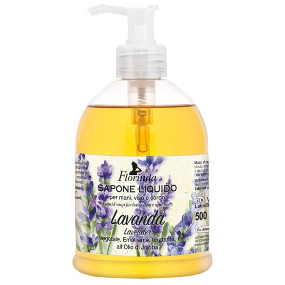 Florinda folyékony szappan - Levendula 500ml