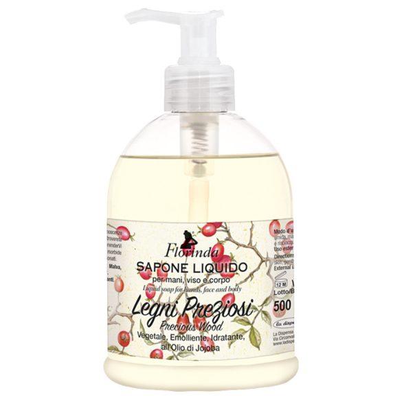 Florinda folyékony szappan - Értékes cserjék 500ml