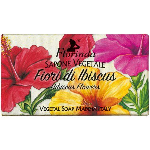 Florinda szappan - Hibiszkusz virág 100g