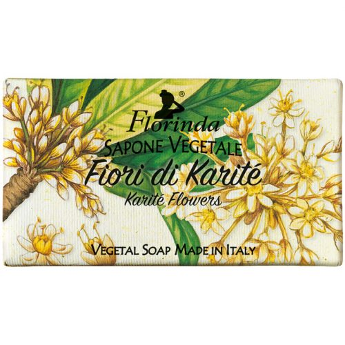 Florinda szappan - Shea virág 100g