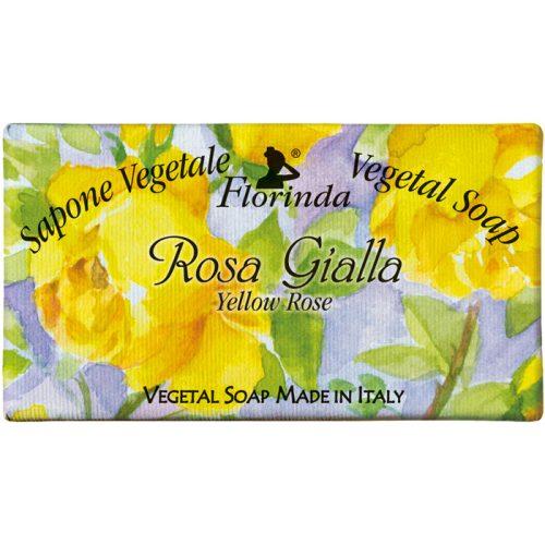 Florinda szappan - Sárga Rózsa 100g