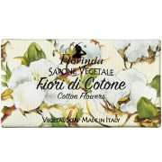 Florinda szappan Flowers Magic - Pamutvirág 100g