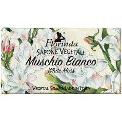 Florinda szappan Flowers Magic - Fehér moha 100g