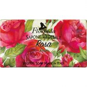 Florinda szappan Flowers Magic - Rózsa 100g