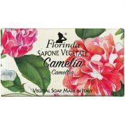 Florinda szappan Flowers & Flowers - Kamélia 100g