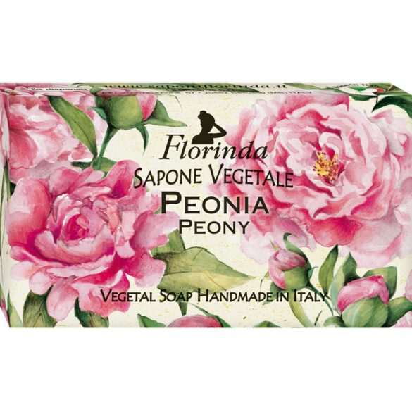 Florinda szappan - Pünkösdi rózsa 100g