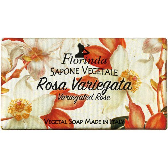 Florinda szappan - Tarka rózsa 100g