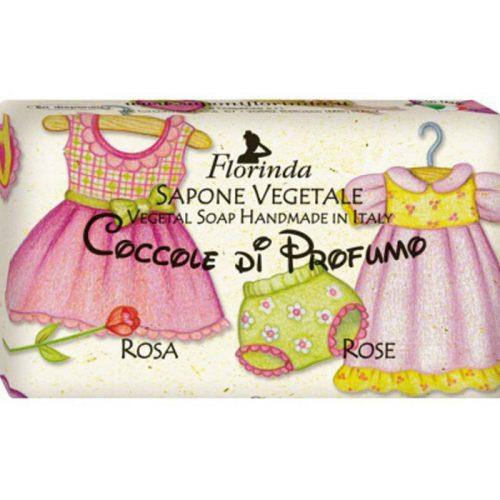 Florinda szappan - Baba - Rózsa 100g