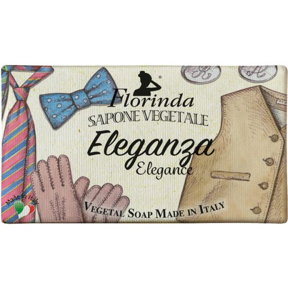 Florinda szappan - Elegancia 100g