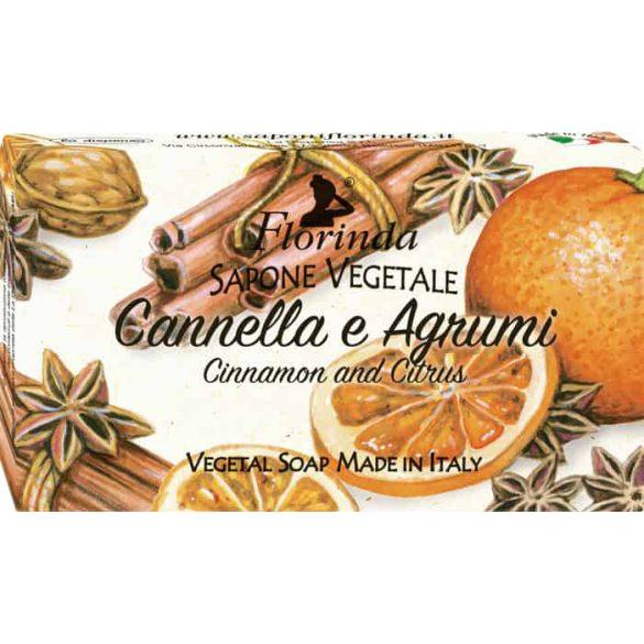 Florinda szappan - Fűszeres citrus 100g