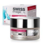 Swiss Image Rugalmasságot fokozó éjszakai arckrém 36+50ml