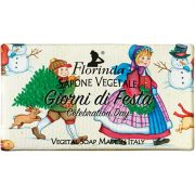 Florinda szappan - Karácsony - Ünnepnapok 100g