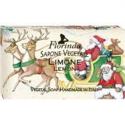 Florinda szappan Merry Xmas - Citrom 100g