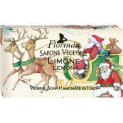 Florinda szappan - Karácsony - Citrom 100g