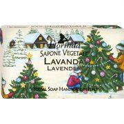 Florinda szappan  - Karácsony - Levendula 100g