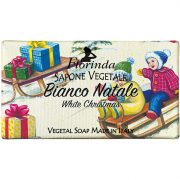 Florinda szappan Merry Xmas - Fehér karácsony 100g