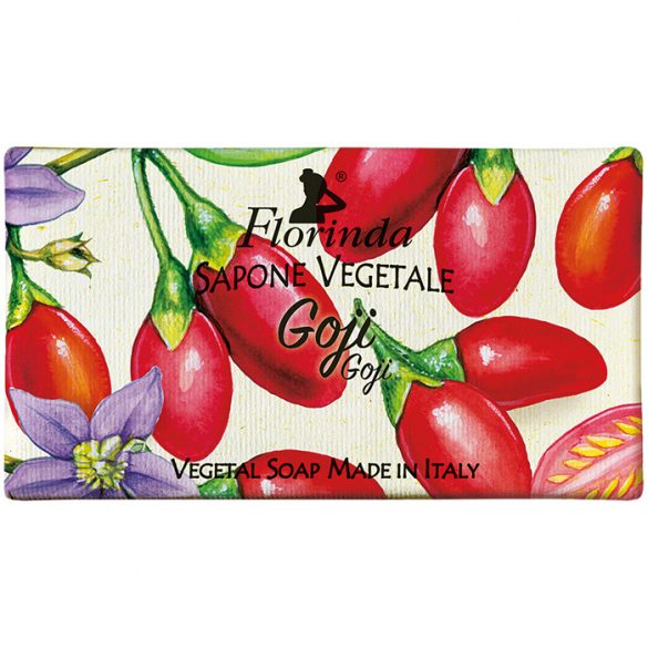 Florinda szappan Tropical Fragrance - Goji 100g
