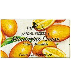 Florinda szappan Trópusi Gyümölcsök - Kínai Mandarin100g