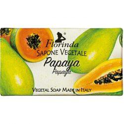Florinda szappan Tropical Fragrance - Papaya 100g