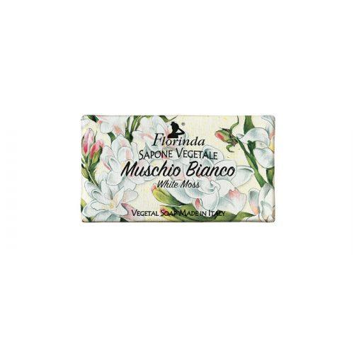 Florinda szappan - Fehér Mályva 50g