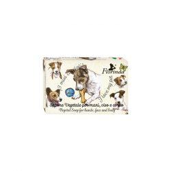 Florinda szappan kisállat - Terrier - Levendula 50g