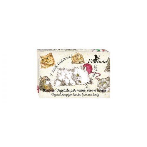 Florinda szappan kisállat - Perzsa Cica - Szőlő és áfonya 50g