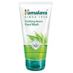 Himalaya Nim tisztító arclemosó gél 150ml (szépséghibás)