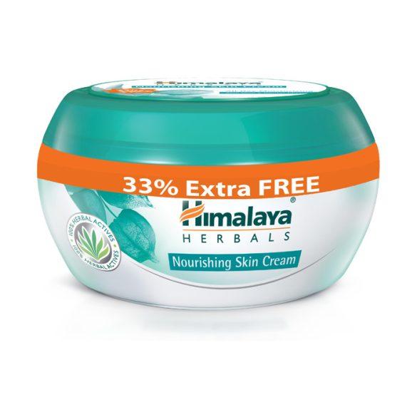 Himalaya Tápláló bőrápoló krém 150+50ml