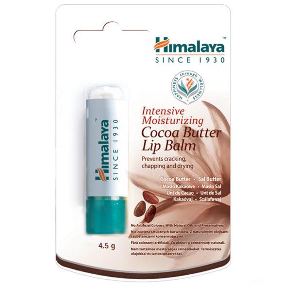 Himalaya Kakaóvajas intenzív hidratáló ajakbalzsam 4,5g (szépséghibás)