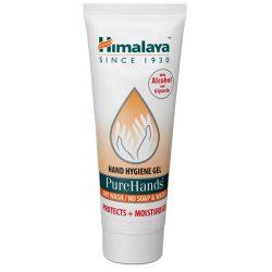 Himalaya Pure Hands alkoholos kéztisztító gél 100ml