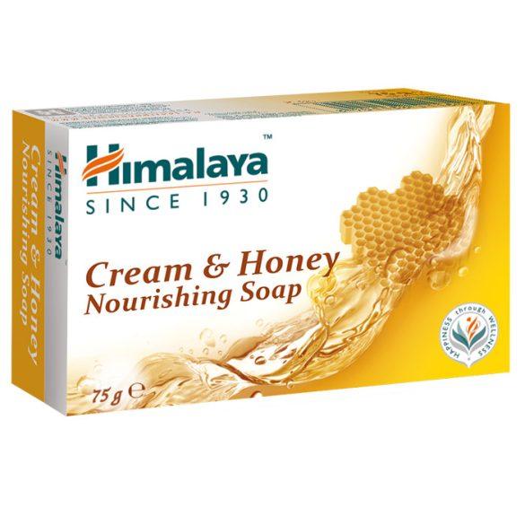 Himalaya Krémes-mézes tápláló szappan 75g (szépséghibás)