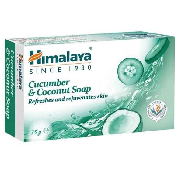 Himalaya Uborkás frissítő szappan 75g