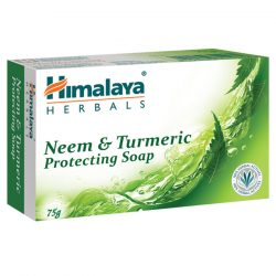 Himalaya Nim és kurkuma bőrvédő szappan 75g (szépséghibás)