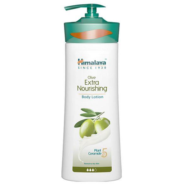 Himalaya Olivás tápláló testápoló 400 ml