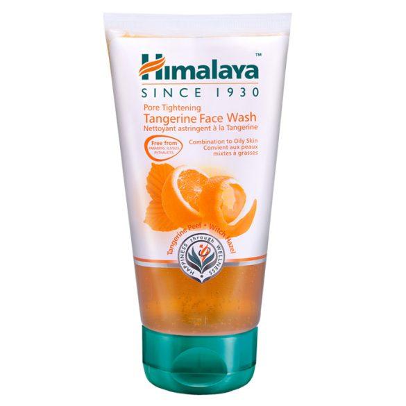 Himalaya Mandarinos pórusösszehúzó arclemosó gél 150ml