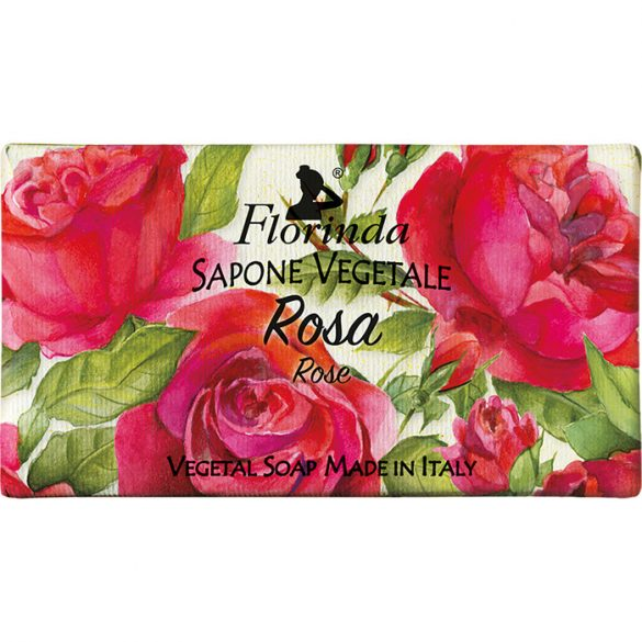 Florinda szappan - Bestseller Rózsa 200g