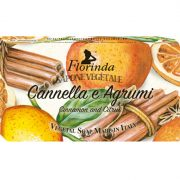 Florinda szappan  - Fahéj és citrus 100g