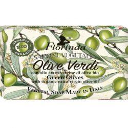 Florinda szappan Natúr zöld olívás  100g
