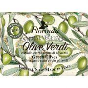 Florinda szappan Natúr zöld olívás  200g