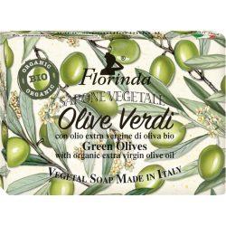 Florinda szappan Natur Zöld olivás  200g