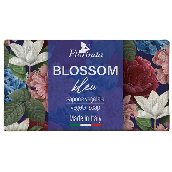 Florinda szappan - Kék virág 100g