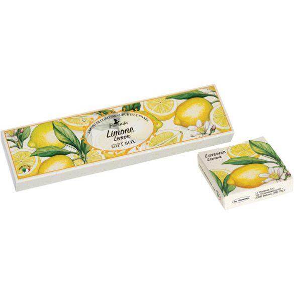 Florinda szett - Citrom szappan 25g x 4db