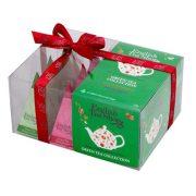 English Tea Shop Zöld tea válogatás 12 db selyempiramis filter