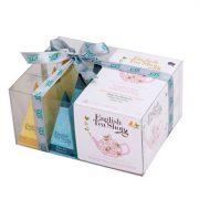 English Tea Shop Fehér tea válogatás  12 db selyempiramis filter