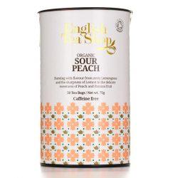 English Tea Shop Bio karácsonyi tea -  Hamvas barack (50 db)