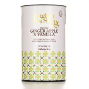English Tea Shop Bio karácsonyi tea - Gyömbér és alma vanília (50 db)